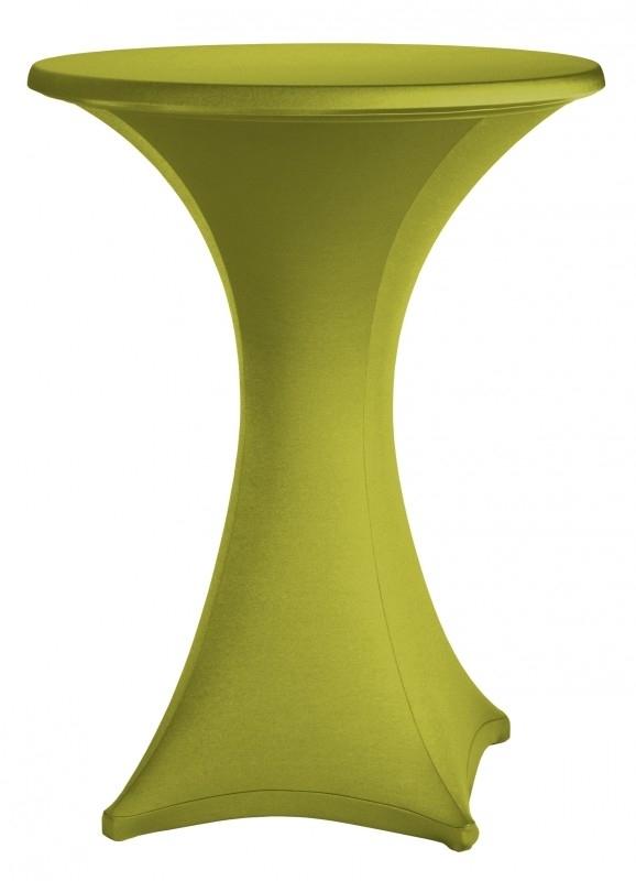 Stehtischhusse Festival Modell A 85 cm Kiwi Angebot!!