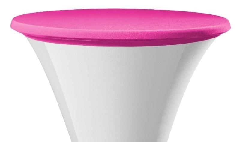 Tischplatten Bezug Easy Jersey Rosa