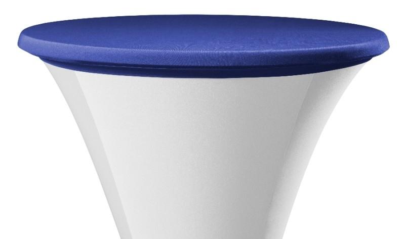 Tischplatten Bezug Easy Jersey Blau