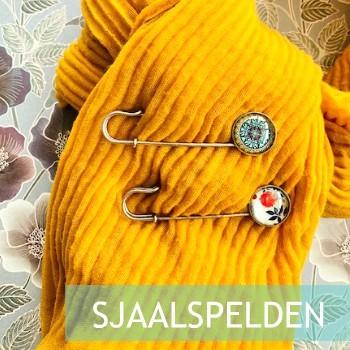 Sjaalspelden