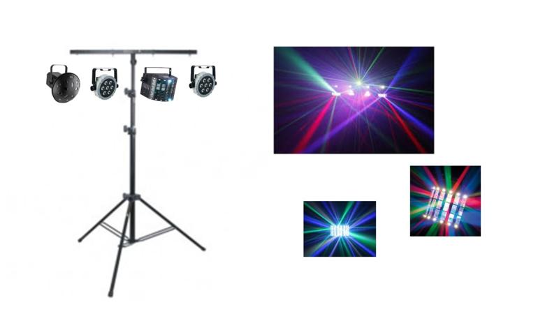 Disco Party Lichtset
