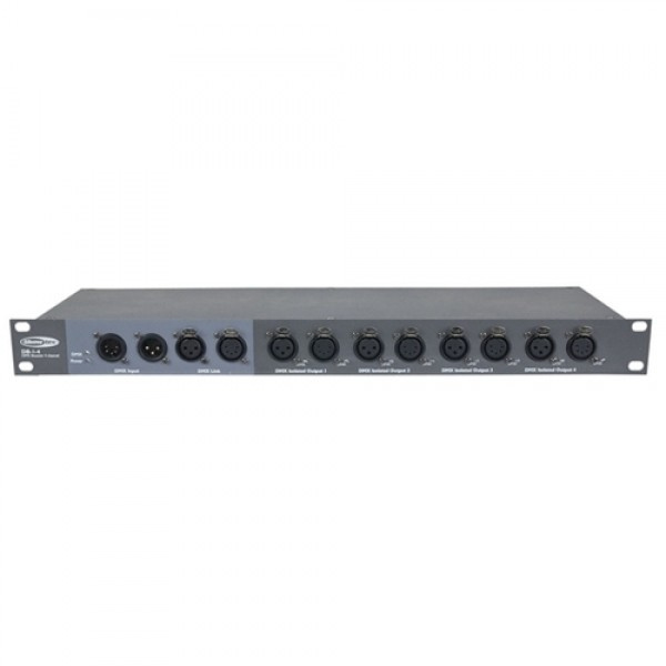 Showtec DB-1-8 DMX-512 booster/splitter huren