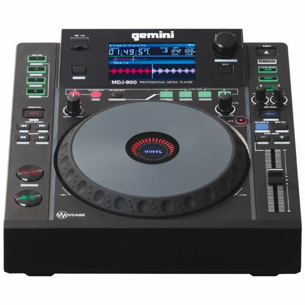 Gemini MDJ 900 Mediaplayer