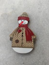 Atelier Bonheur du Jour - Sneeuwman