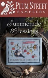 Plum Street Samplers - Summertide Blesssings