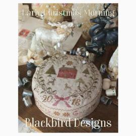 Blackbird Design - Early Christmas Morning