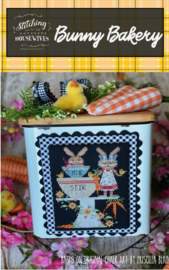 Stitching with the Housewives - Bunny Bakery
