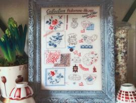 Des Histoires à broder - Digoin Collection Automne/hiver (kit)