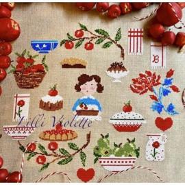 Lilli Violette - Storie di mele e briciole di torta