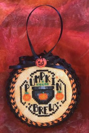 Frony Ritter Designs - Pumpkin Brew