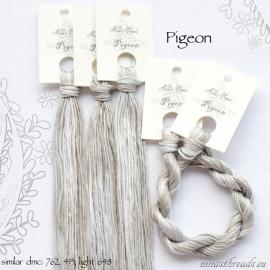 Nina's Threads - Pigeon