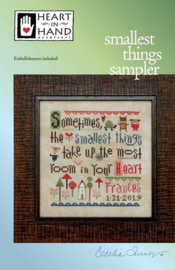 Heart in Hand - Smallest things sampler