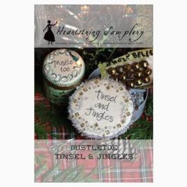 Heartstring Samplery - Mistletoe, Tinsel and Jingles