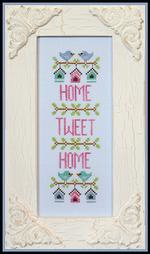 Country Cottage Needlework - Home Tweet Home