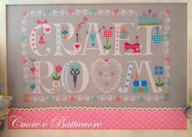 Cuore & Batticuore - Craft Room - My Love