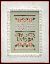 Country Cottage Needlework - Some Bunny Loves You