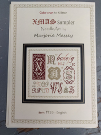 Marjorie Massey - Xmas Sampler