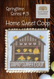 Cottage Garden Samplings - Home Sweet Coop (Springtime series nr. 3