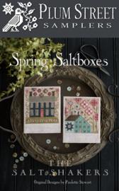 Plum Street Samplers - Spring Saltboxes