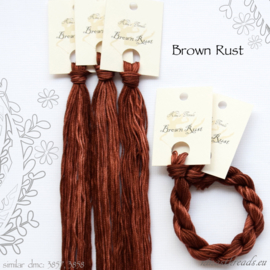 Nina's Threads - Brown Rust