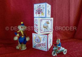 Des Histoires à Broder - Le Cirque - (grand modèle)