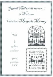 Marjorie Massey - Quand Noël est de retour ... (PR-10 frans)