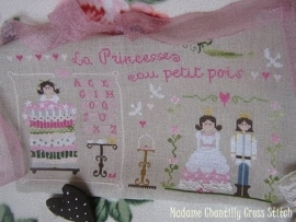 Madame Chantilly - La princesse au petit pois