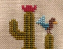 Jardin Privé - Lulu et ses cactus
