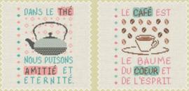 Lili Points - V002 - Les boîtes ... Thé/Café