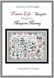 Marjorie Massey - Sampler Primitif III (PR-33)