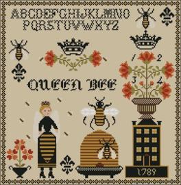 """Twinpeak Primitives - """"Queen Bee Sampler"""""""