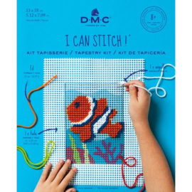 DMC - I can stitch - The Clown Fish (C06N88K)