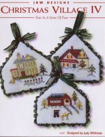 JBW Designs - Christmas Village IV (229)