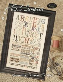 Jeannette Douglas Designs - ABC Sampler
