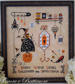Cuore & Batticuore - Halloween and Cross Stitch