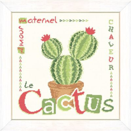 Lili Points - J016 - Le Cactus