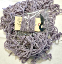 "Chenille jumbo - Lady Dots Creates - Couleur ""Anemone"""