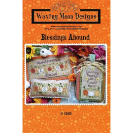 Waxing Moon Designs - Blessing Abound