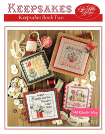 Sue Hillis Designs - Keepsakes book two (deel 2)