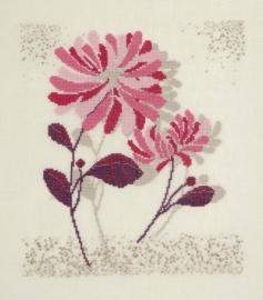 DMC-BK1268 - Diamond Flowers - Fleurs Diamant