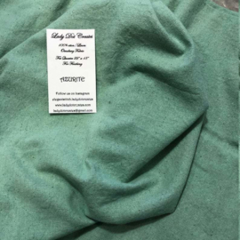 "Lady Dot Creates - Osnaburg - couleur ""Azurite"""