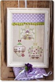 Madame Chantilly - Spring owls