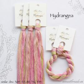Nina's Threads - Hydrangea
