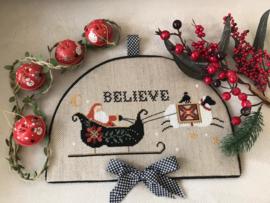 """Twinpeak Primitives - """"Believe in Santa"""""""