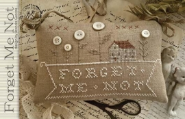 With thy Needle & Thread - Forget met not  (Brenda Gervais)
