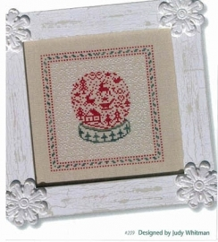 JBW Designs - French Country - Snow Globe