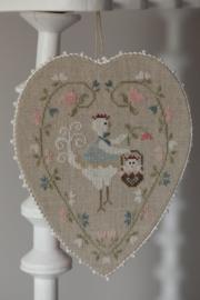 Tralala - Coeur de Poule Blanche