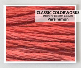 Classic Colorworks -Persimmon