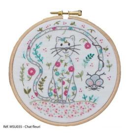 Marie Suarez - Poes (borduren/stitchery)