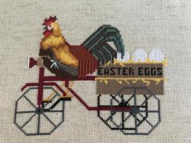 "Twin Peak Primitives - ""Easter Rooster"""